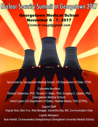 Nuclear Security Summit 2017